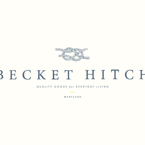 Rebranding Project: BECKET HITCH